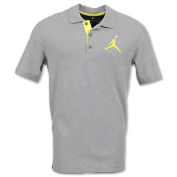a8c2083417b Nike Shirts | Air Jordan Jumbo Jumpan 23 Classic Polo Shirt | Poshmark
